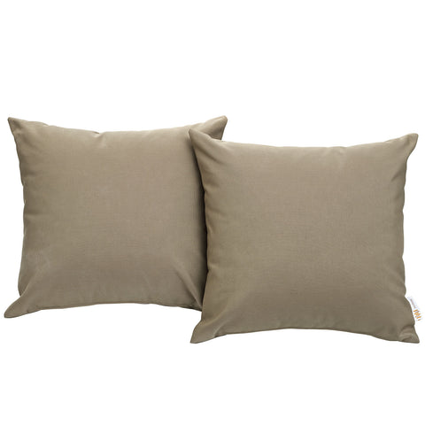 Convene Two Piece Outdoor Patio Pillow Set - Harvey & Haley
