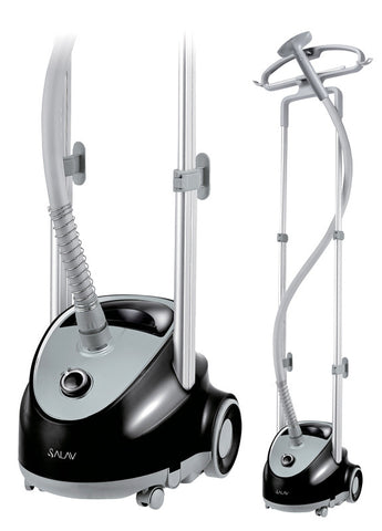 Salav Garment Steamer, Professional Series, 1500W, Black - Harvey & Haley  - 1