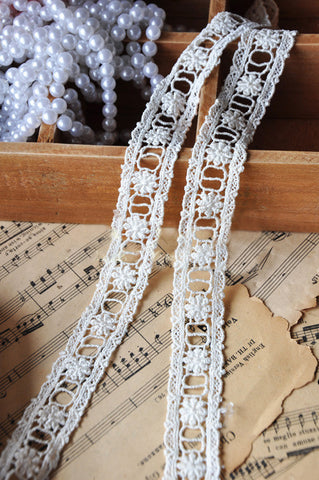 Shop for educational hobbies at harvey haley others 25cm white soluble lace material for do it yourself crafts projects harvey haley solutioingenieria Images