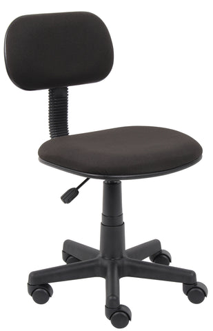 Boss Black Task Seating - Harvey & Haley