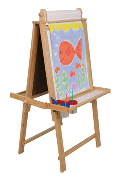 Kidkraft Deluxe Wood Easel - Harvey & Haley