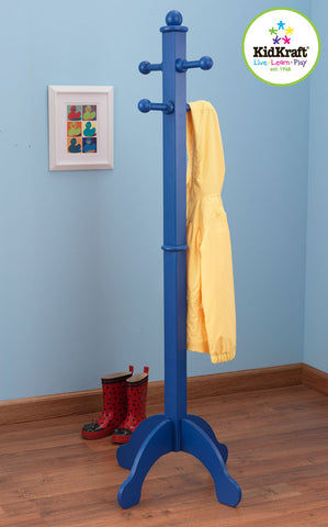 Kidkraft Blue Deluxe Clothes Pole - Harvey & Haley