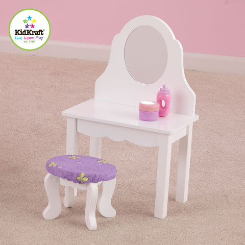 Kidkraft Lil Doll Vanity - Harvey & Haley