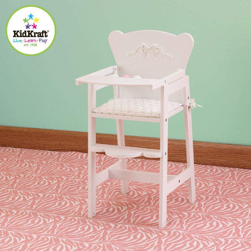 Kidkraft Tiffany Bow High Chair - Harvey & Haley