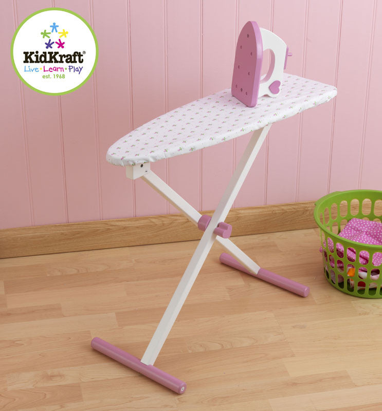 Kidkraft Tiffany Ironing Board Set - Harvey & Haley