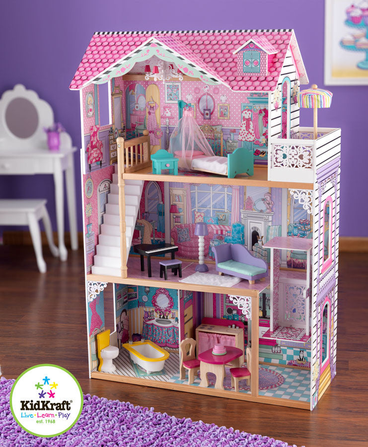 Kidkraft Annabelle Dollhouse - Harvey & Haley