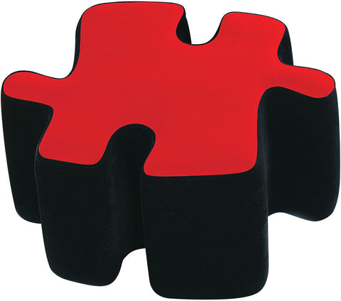 Lumisource Two-Tone Puzzotto Black / Red - Harvey & Haley