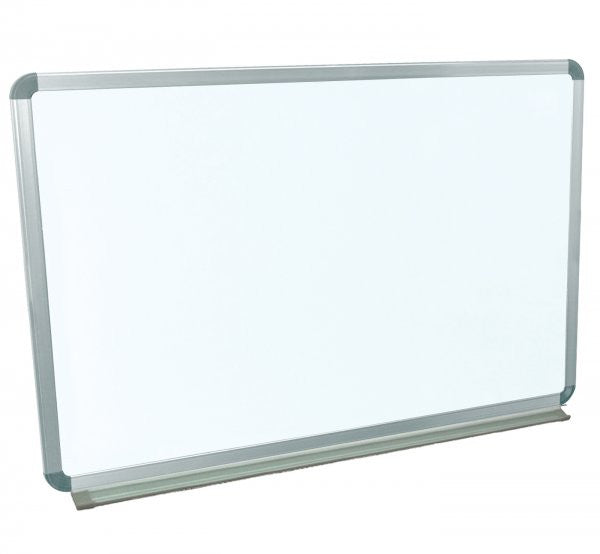 "36"" Wallmount Whiteboard (White) (36""H x 24""W x 1""D) - Harvey & Haley"