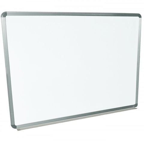 "48"" Wallmount Whiteboard (White) (48""H x 36""W x 1""D) - Harvey & Haley"