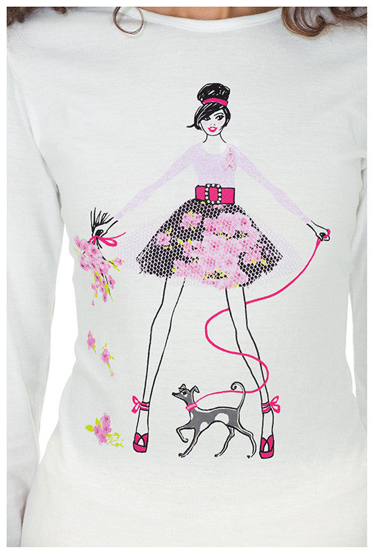 Koi Courage Collection Tessa Pretty In Pink