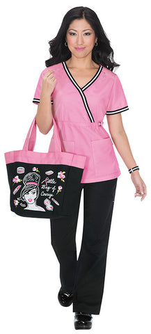 Koi Courage Collection Juliana In the Pink