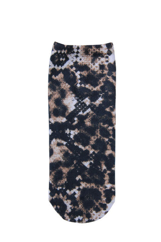 Koi Two-Pack Sublimation Socks Leopard Python (Calsetines)
