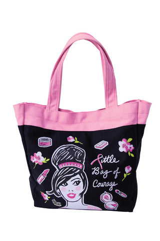Koi Little Bag of Courage Tote Bag