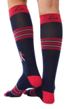 Koi Unisex Compression Calcetines- Color Love Awareness