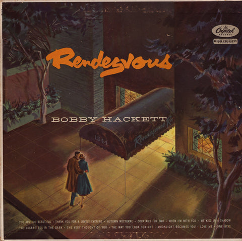 Bobby Hackett - Rendezvous (LP, Album)