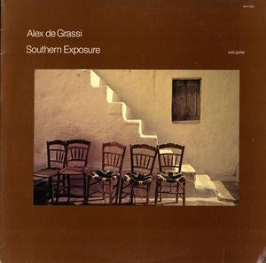 Alex de Grassi - Southern Exposure (LP, Album)