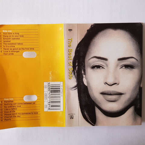 Sade - The Best Of Sade (Cass, Comp)
