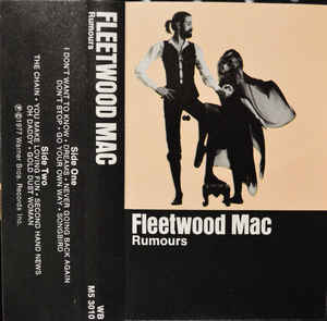 Fleetwood Mac - Rumours (Cass, Album)