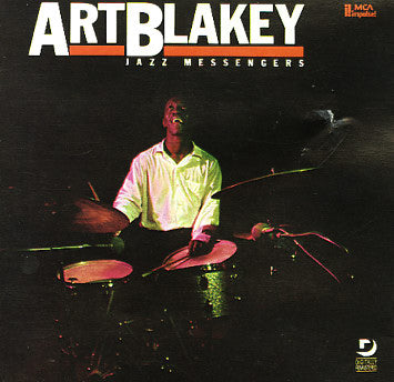 Art Blakey - Jazz Messengers (CD, Album, RE, RM)