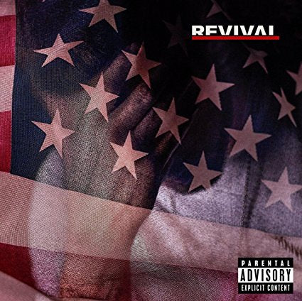 Revival Explicit Lyrics Eminem (Audio CD)