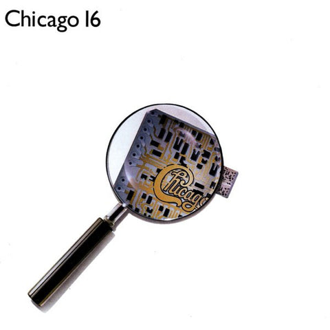 Chicago (2) - Chicago 16 (CD, Album, RE)