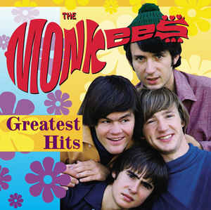 The Monkees - Greatest Hits (CD, Comp, RM)