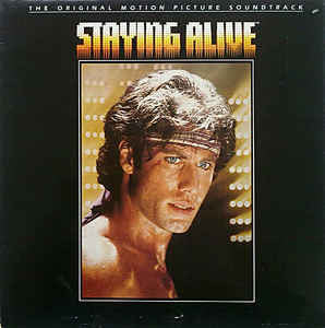 Staying Alive (The Original Motion Picture Soundtrack) (LP, Album)