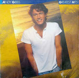 Andy Gibb - Andy Gibb's Greatest Hits (LP, Comp)
