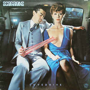 Scorpions - Lovedrive (LP, Album)