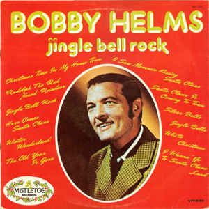 Bobby Helms - Jingle Bell Rock (LP)