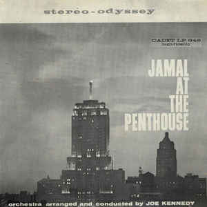 Ahmad Jamal - Jamal At The Penthouse (LP, Album, RE)