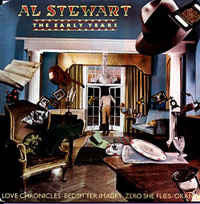 Al Stewart - The Early Years (2xLP, Comp)