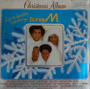 Boney M. - Christmas Album (LP, Album)