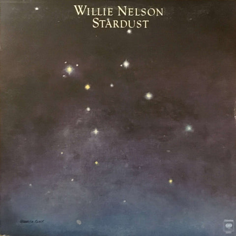Willie Nelson - Stardust (LP, Album)