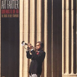 Art Farmer - Something To Live For - The Music Of Billy Strayhorn (LP, Album)