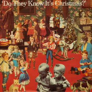 "Band Aid - Do They Know It's Christmas? (12"", Single, Orl)"