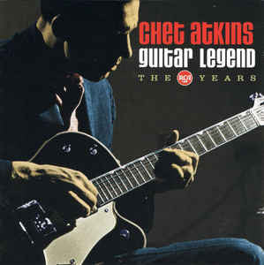 Chet Atkins - Guitar Legend: The RCA Years (2xCD, Comp)