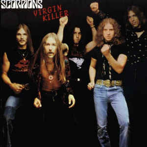 Scorpions - Virgin Killer (LP, Album)