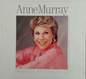 Anne Murray - Greatest Hits Volume II (LP, Comp)