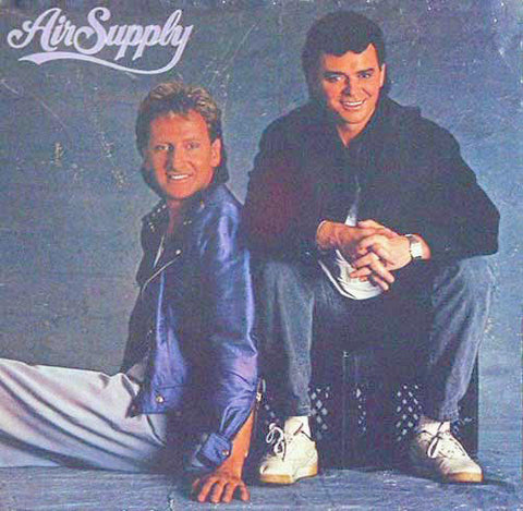 Air Supply - Air Supply (LP, Album)