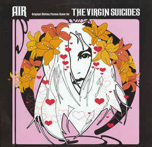 AIR - The Virgin Suicides (LP, Album)