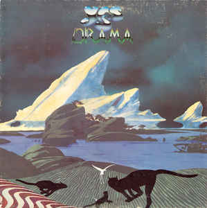 Yes - Drama (LP, Album, AR,)