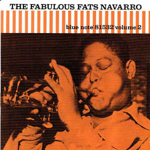 Fats Navarro - The Fabulous Fats Navarro Volume 2 (CD, Album, Mono, RE)