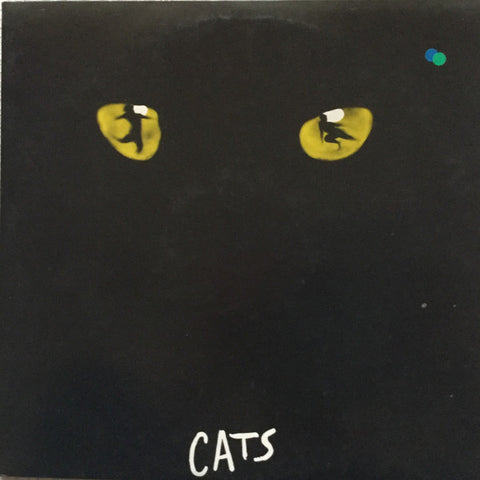 Andrew Lloyd Webber - Cats: Original London Cast Recording (2xLP, Album, Gat)