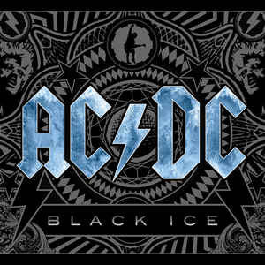 AC/DC - Black Ice (CD, Album, Har)