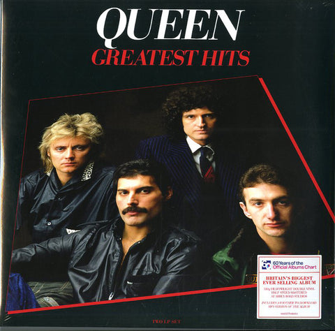Queen - Greatest Hits (2xLP, Comp, RM)