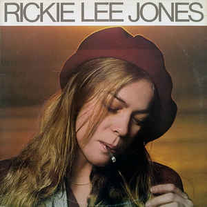 Rickie Lee Jones - Rickie Lee Jones (LP, Album)