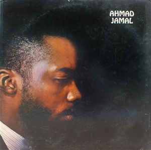 Ahmad Jamal - The Piano Scene Of Ahmad Jamal (LP, Album, Mono)