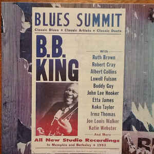 B.B. King - Blues Summit (CD, Album)