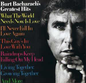 Burt Bacharach - Burt Bacharach's Greatest Hits (LP, Album, Comp)